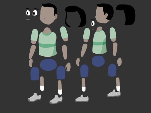 How to do Cut-Out animation